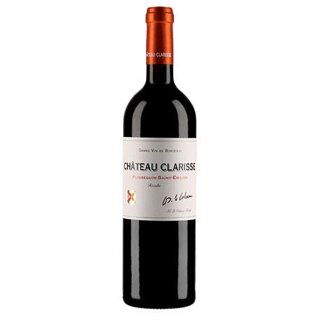 Château Clarisse Puisseguin-Saint-Emilion rouge 2015