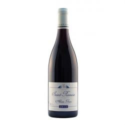 Domaine Alain Gras Saint-Romain rouge 2015 demi bouteille