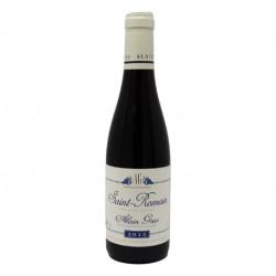 Domaine Alain Gras Saint-Romain rouge 2018 demi bouteille