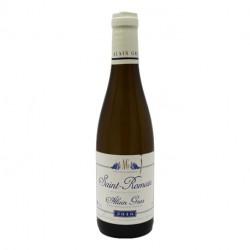 Domaine Alain Gras Saint-Romain blanc 2018 demi bouteille