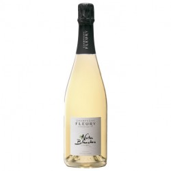 Champagne Fleury Notes Blanches Extra Brut