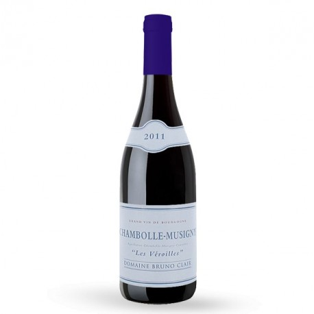 Domaine Bruno Clair Chambolle Musigny Les Veroilles 2011
