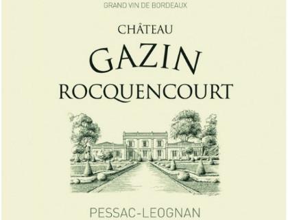 Château Gazin Rocquenfort