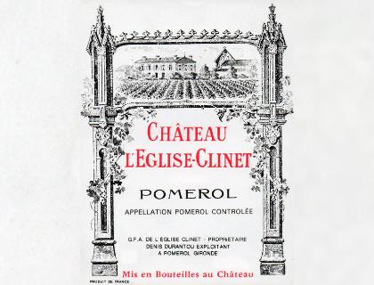 Château L'Église Clinet