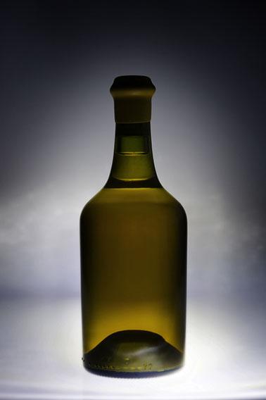 Clavelin bouteille de vin du Jura