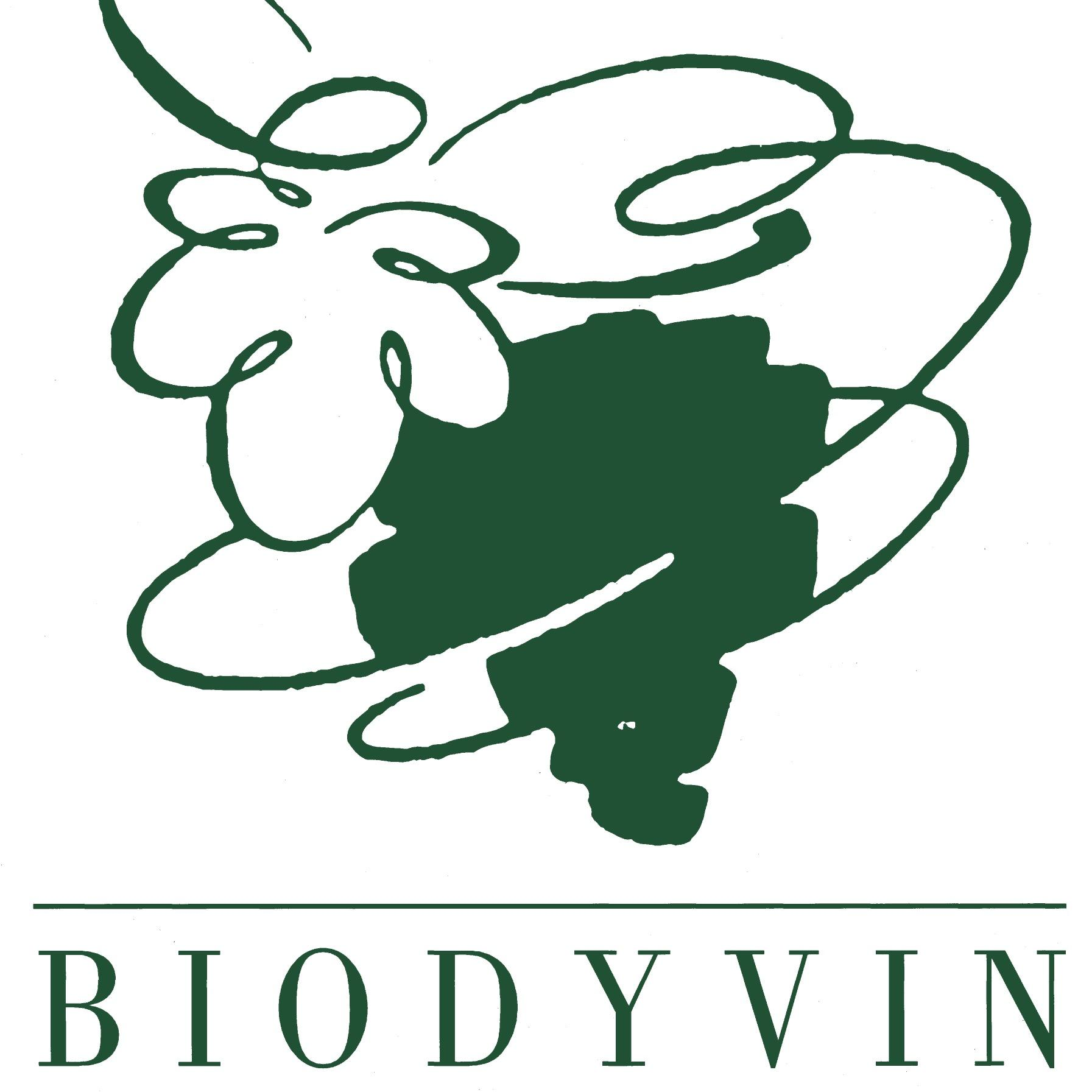 Logo Biodyvin Syndicat International des vignerons en culture bio-dynamie