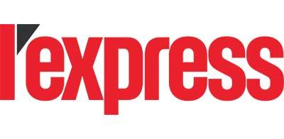 Logo L'express Vin Malin