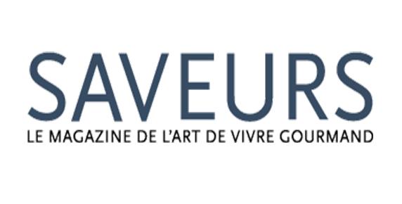 Logo Magazine Saveurs Vin Malin